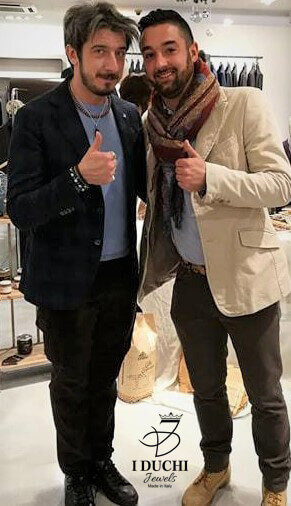 PAOLO RUFFINI VALENTINO GUAZZARONI