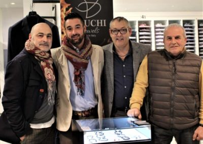 EVENTO I DUCHI AREA T. TOMBOLINI