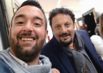 Enrico Brignano Valentino Guazzaroni